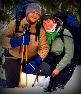 St. Mary's Wilderness, VA, January 2010