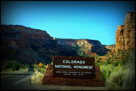 CO National Monument, Fruita, CO, July 2013